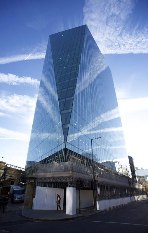 240 Blackfriars Road Exterior