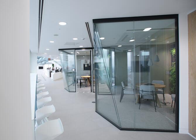 UBM Glazing